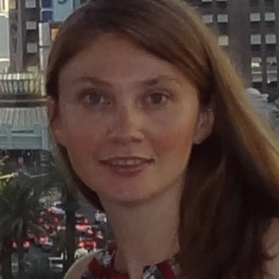 Tanya Troshyna, Feb. 15' cohort of tech startup founders