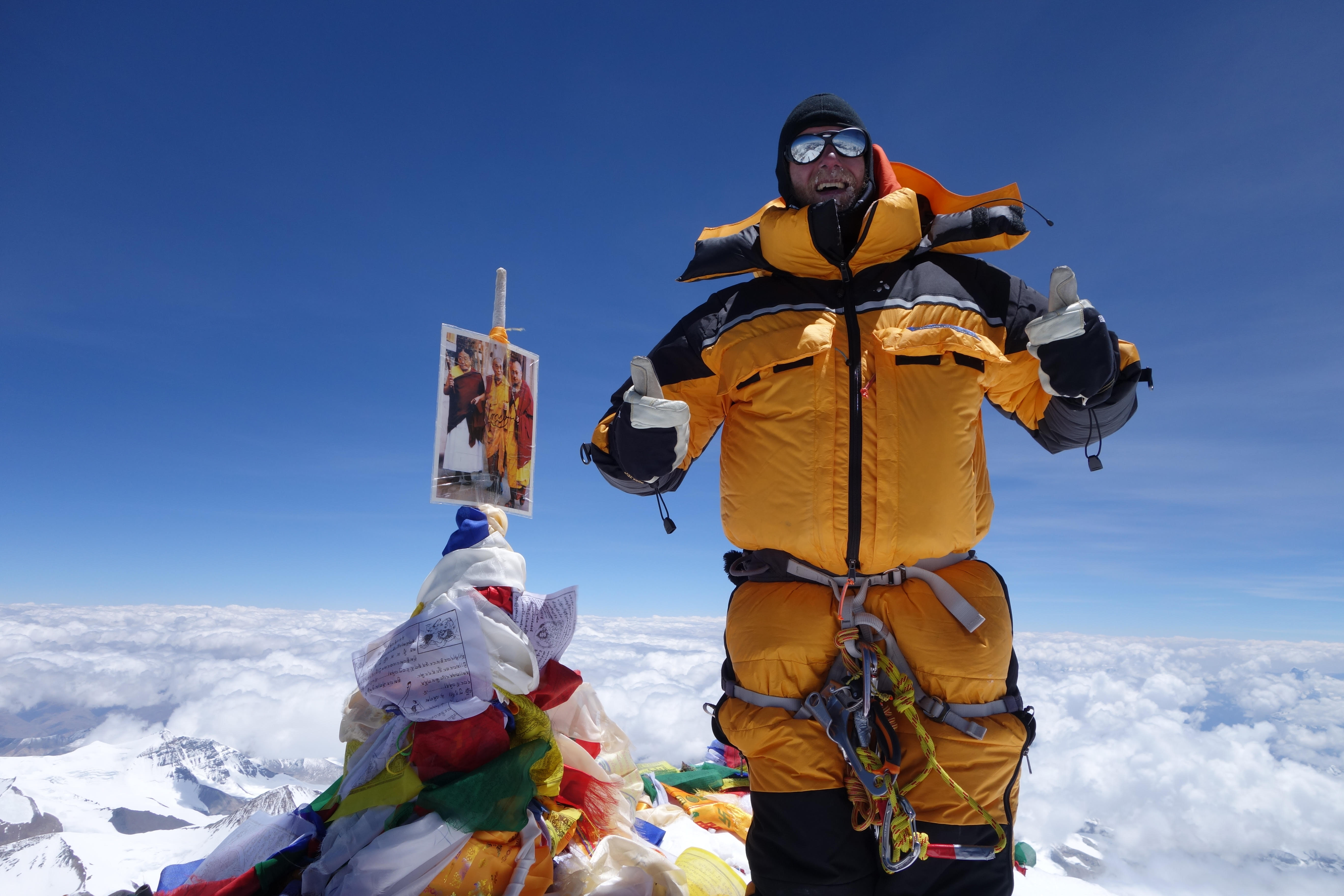 Featuring Fireside Chat on Summiting Everest with FN'er James Brooman