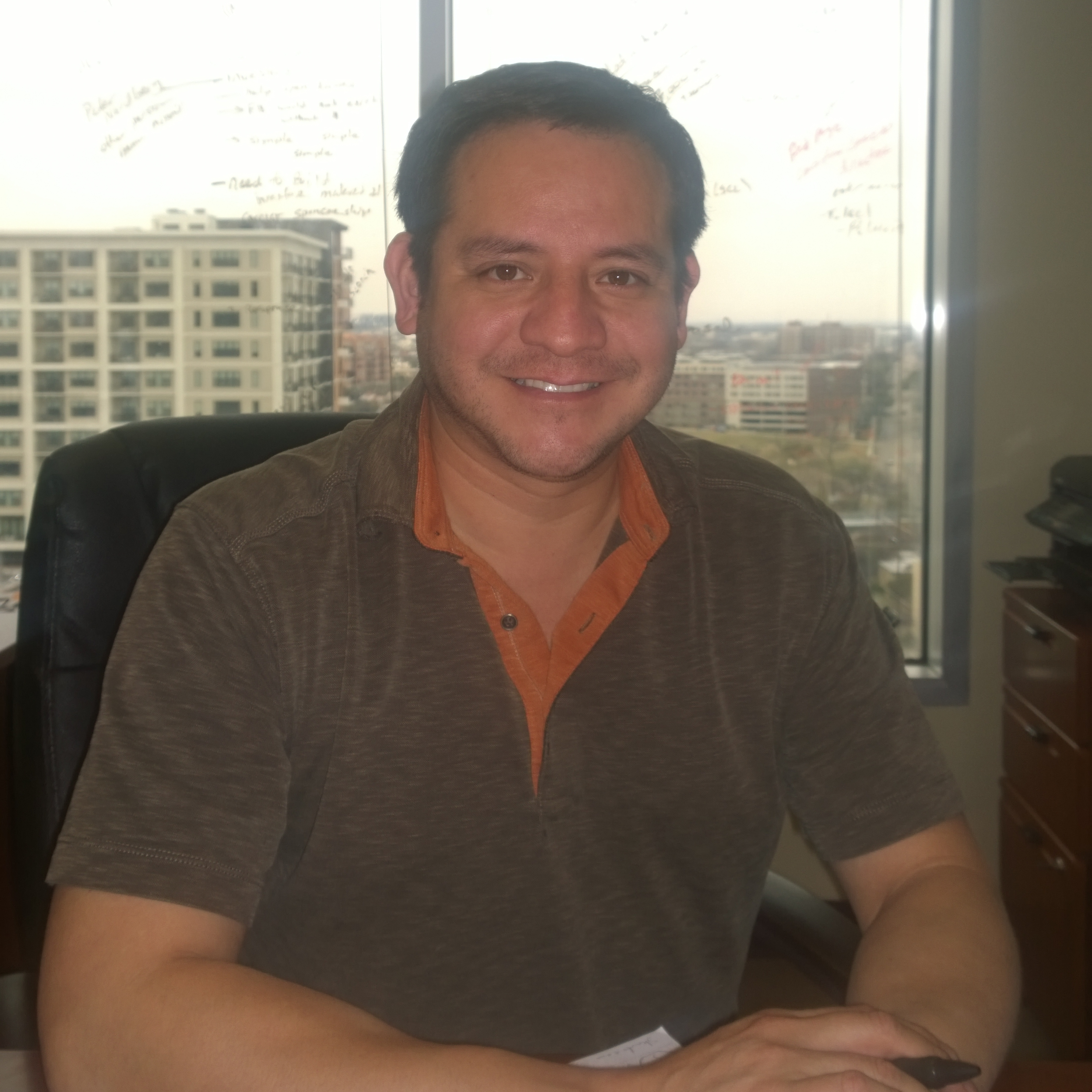 Robert Reyes March 15' cohort of tech startup founders