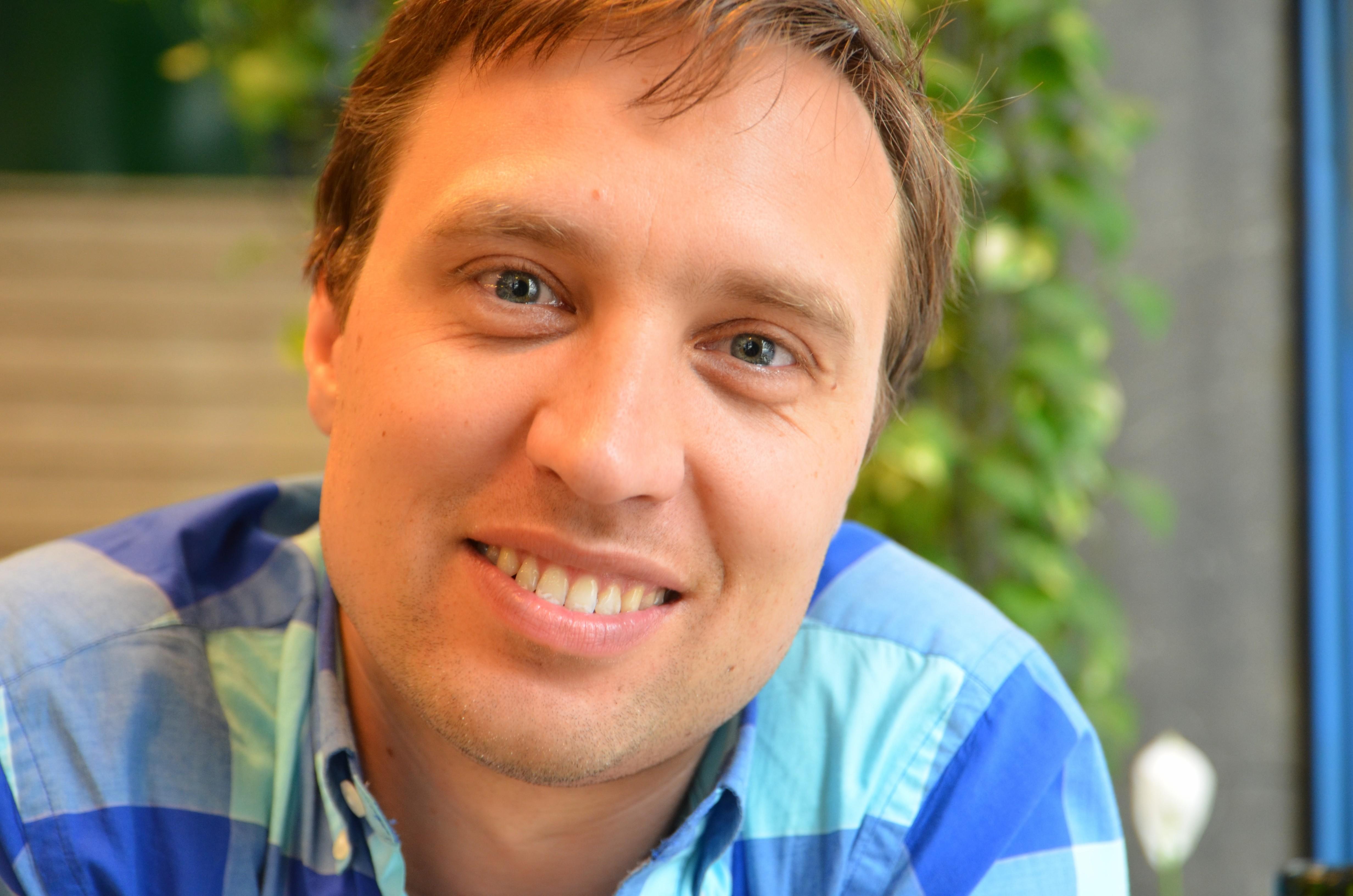 Hubert Palan, March 15' cohort of tech startup founders