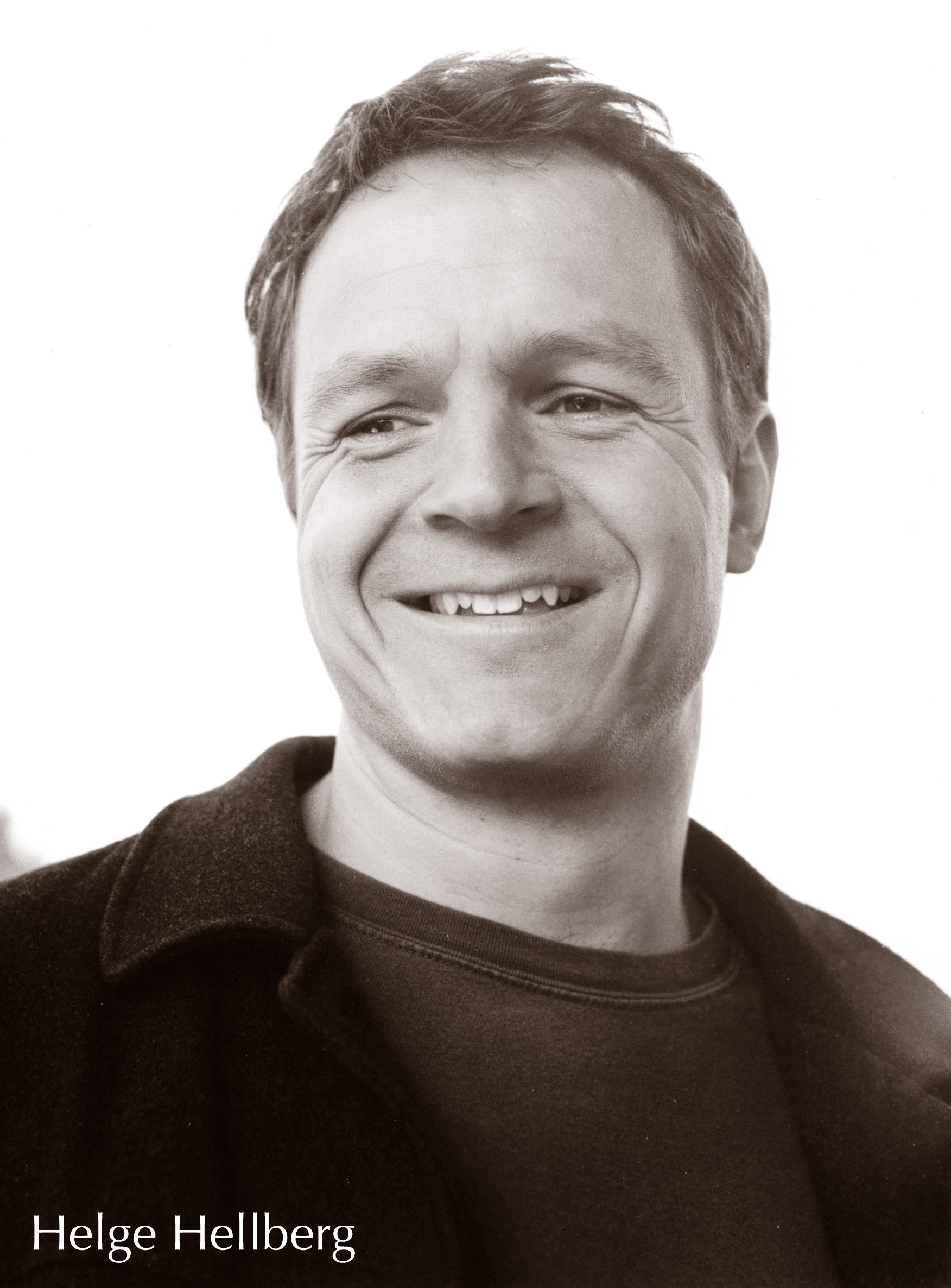 Helge Hellberg, March 15' cohort of tech startup founders